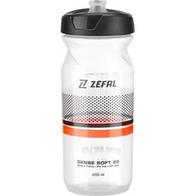 Zefal Sense Drinking Bottle Bike bottle transparent